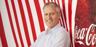 Coca-Cola CEO, James Quincey in Africa