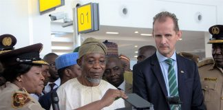 Nigeria Immigration Service, International Organization for Migration (IOM) Launch Border Management Information System at Largest Airport to Date